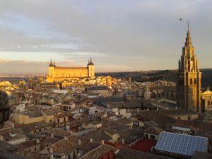 Φοιτητική ζωή στην Ισπανία toledo