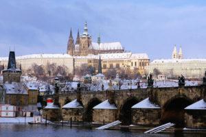 Φοιτητική ζωή στην Πράγα - castle of Prague