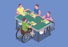 επιχείρηση αναπηρία