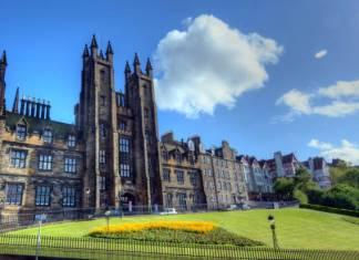 πανεπιστήμιο Εδιμβούργου υποτροφίες