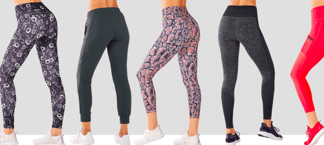 2c9964c9ba38f ... cuts, colors, and patterns when choosing Fabletics, such as;  high-waist, mid-rise, legging length, capris, shorts, and more pockets than  ever!