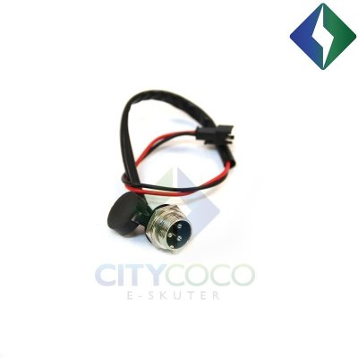 Priključak punjača za CityCoco skuter I - V