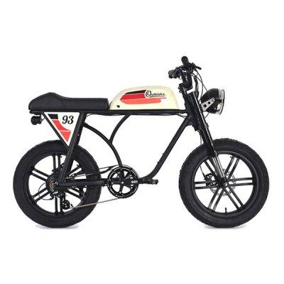 Michael Blast Outsider vintage retro electric bike električni bicikl e-bike e-bicikl e motor