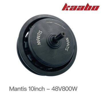 TL10.146 Motor 10 48V 800W s hall senzorima za Kaabo Mantis
