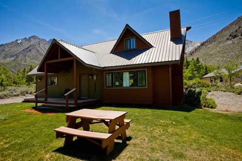Convict Lake Resort Cabin Rentals Reservations City
