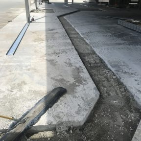Concrete Slab Cutting