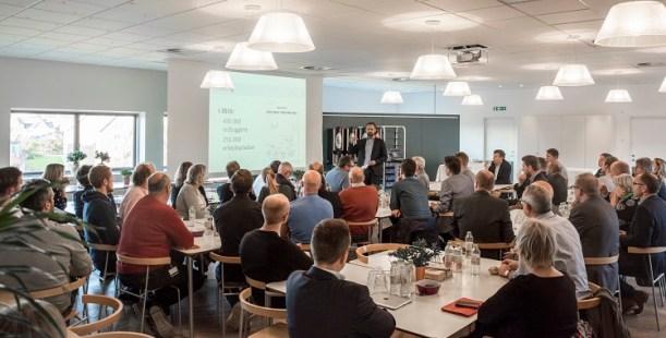 Inspiration Seminar Aarhus