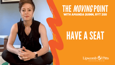 Photo of The Moving Point With Amanda Quinn, RYT 200 – Have A Seat