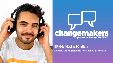 Photo of Matine Khalighi – Leveling the Playing Field for Students in Poverty