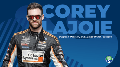 Photo of Life in the Fast Lane with NASCAR Driver, Corey LaJoie: Purpose, Passion, and Racing Under Pressure