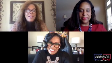 Photo of Just Be Real Sis Podcast – Take Your Power Back | Lani Phillips