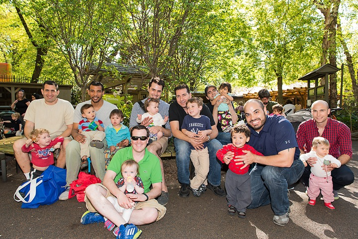City Dads Group meetup in NYC