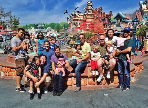 events for dads in LA Disneyland meetup