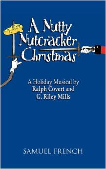 Christmas books for kids The Nutty Nutcracker Christmas by Ralph Covert