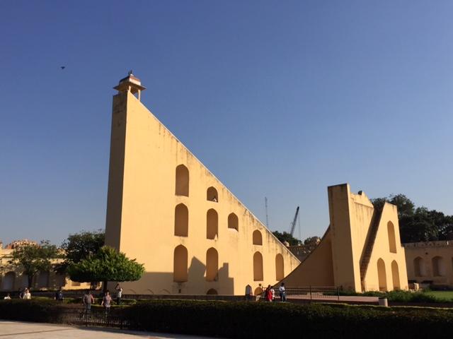 Sundial Jantar Mantar