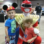 Tips on Bringing Kids to Comic Con