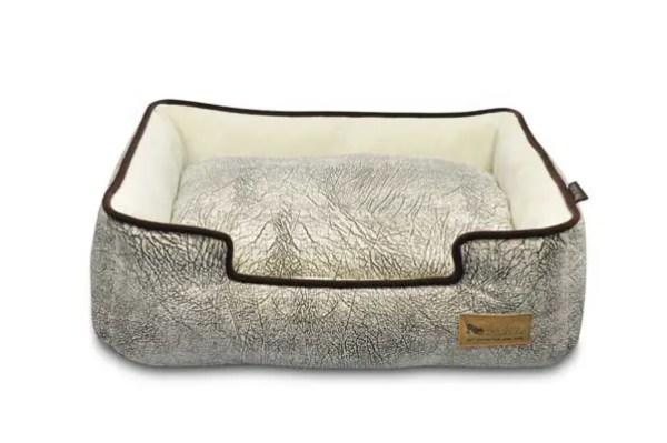 Savannah Lounge Bed Grey