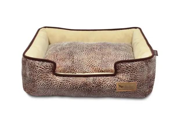 Savannah Lounge Bed Espresso
