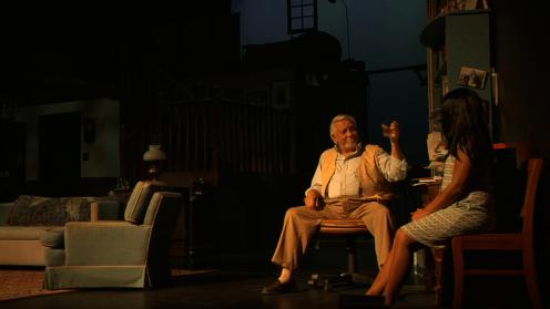Ron Dauphinee (Beverly), Jessica Clark (Johnna)
