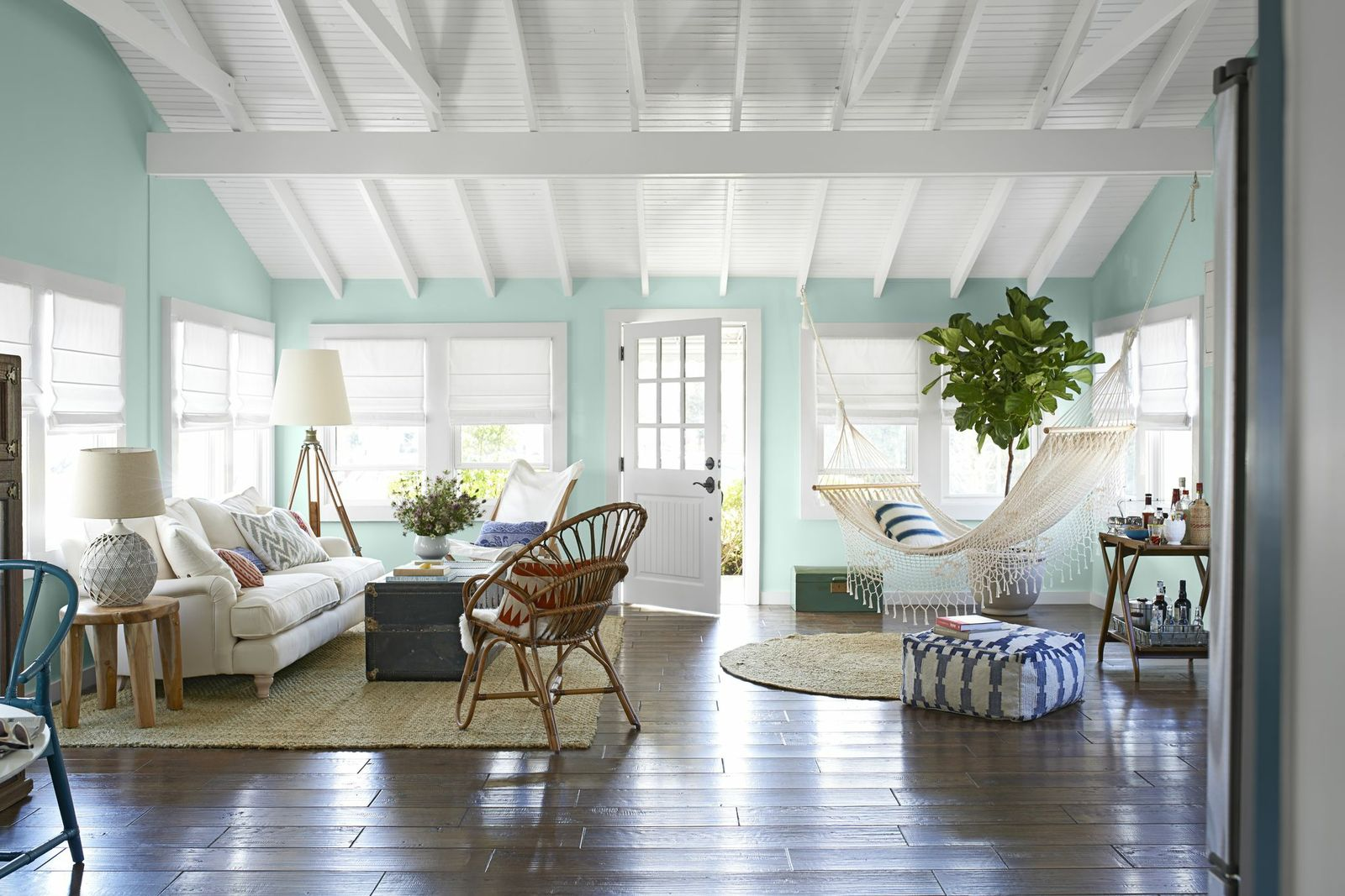 Decorating Home Style Country Ideas