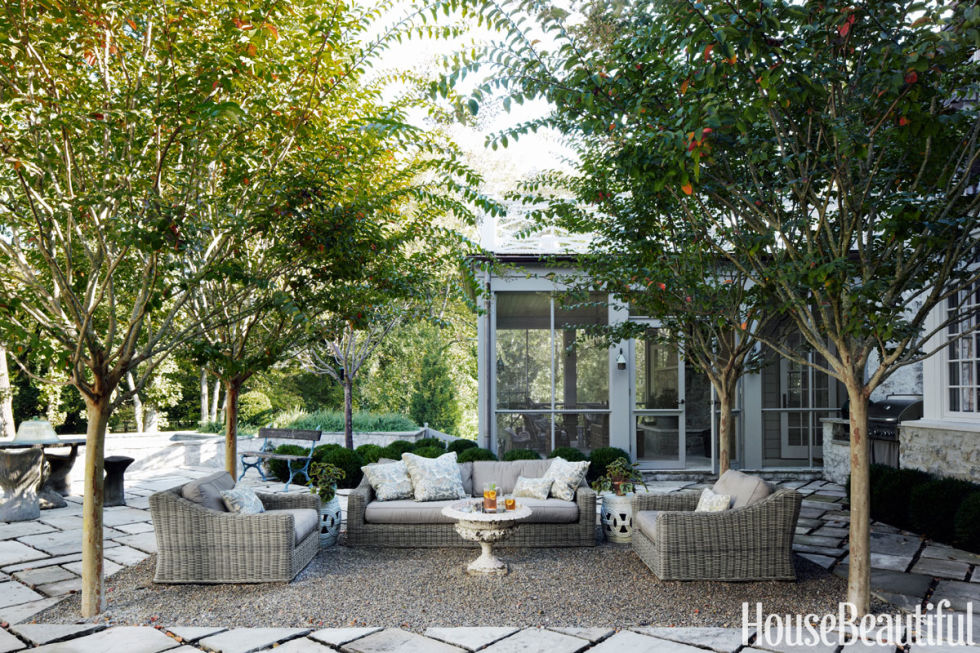 Better Homes And Gardens Courtyard Ideas