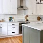 Earthy Coastal White Kitchen Reveal