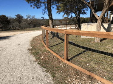 Combo Fencing