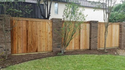1x6x8' Tall Cedar Privacy Fencing