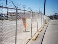 9-Gauge Chain Link Fencing
