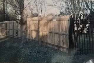 6' Tall Privacy Fencing