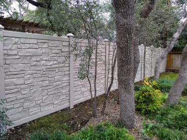 6' Tall Simtek Fencing