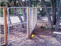 Weld-Wire Panel Fencing