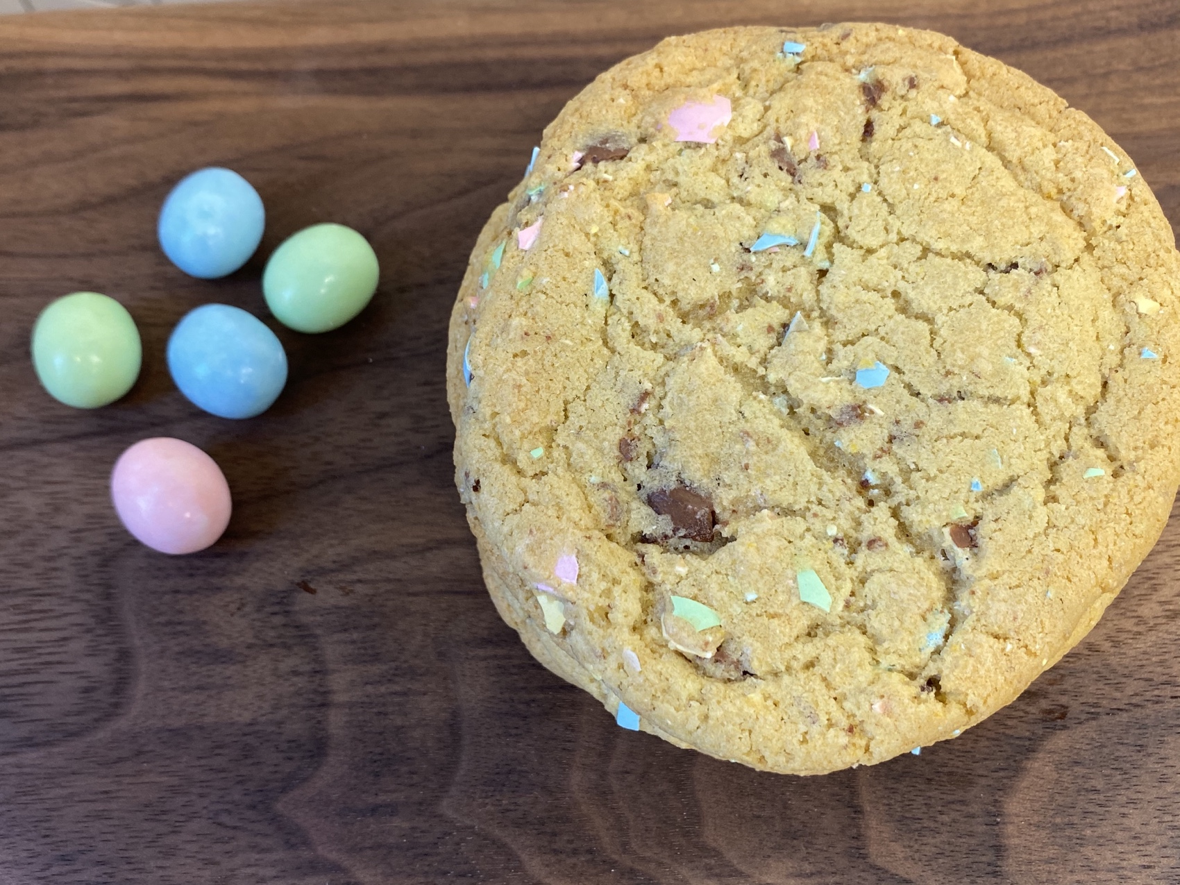 Hershey's Chocolate Egg Cookies