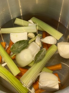 Getting your Vegetable stock ready to cook- City Foodie Farm