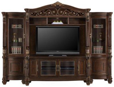 City Furniture Tradewinds Dark Tone 70 TV Stand