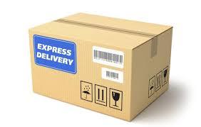 Azonnali expressz csomagküldés