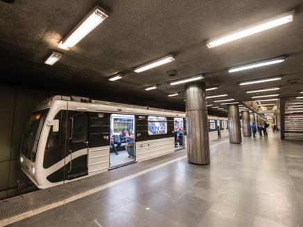 A pünkösdi hosszú hétvégén a Nagyvárad térig jár az M3-as metró