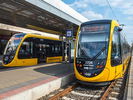 Változás a 3-as és a 69-es villamos közlekedésében szeptember 7-én és 14-én villamospálya-karbantartás miatt