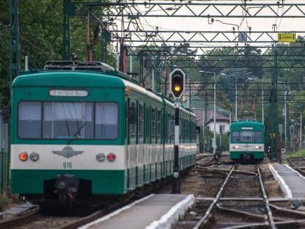 Menetrendi és megállóhelyi változások a H8-as HÉV-vonalon szeptember 9-20. között