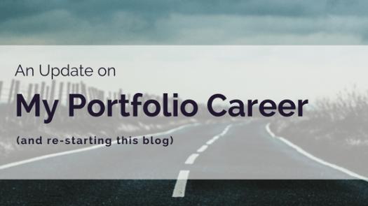 My Portfolio Career Update