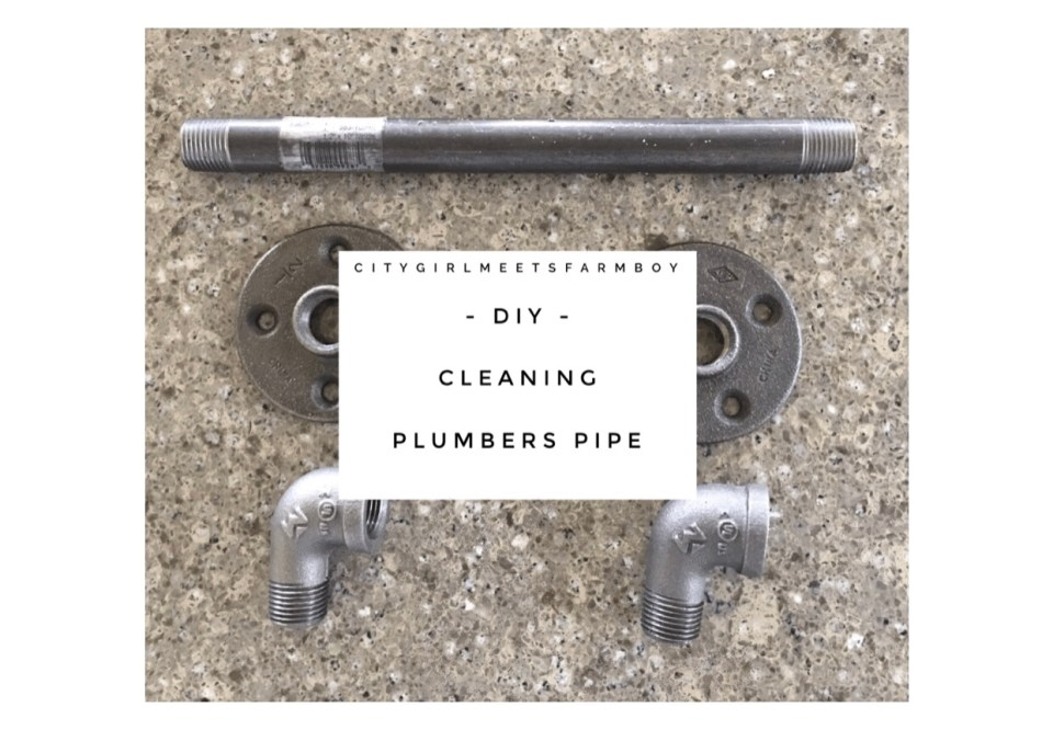 Cleaning Plumpers Pipe