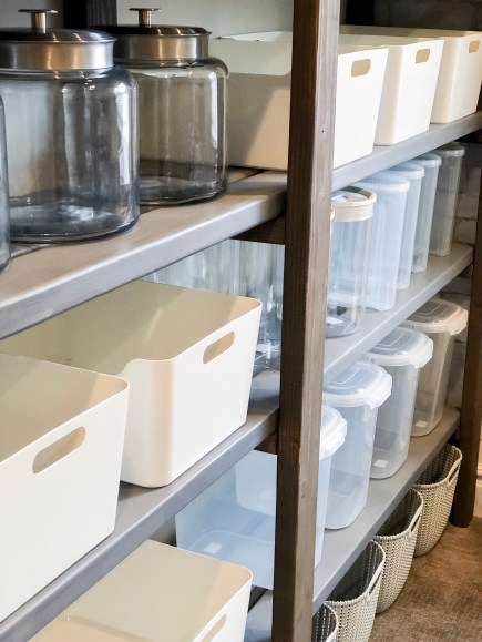 Pantry Items on a Budget