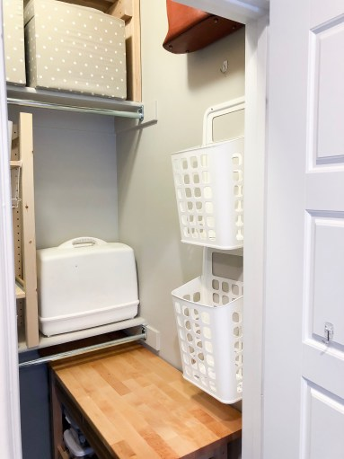 Closet Organization and Renovation