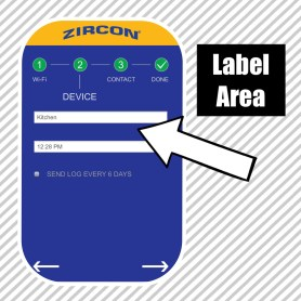 Protect your kitchen from water damage with Zircon