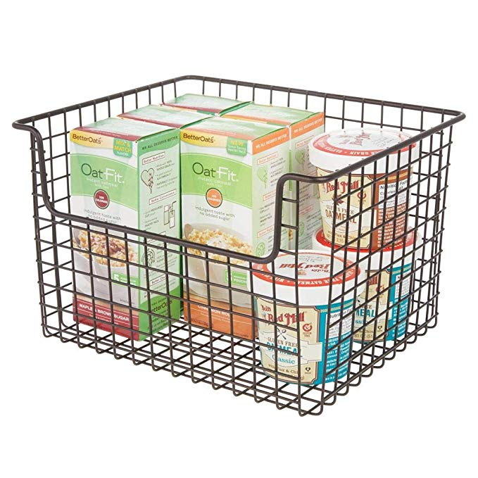 Metal Pantry Basket