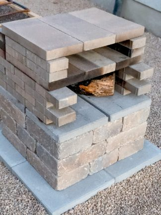 DIY Outdoor Pizza Oven
