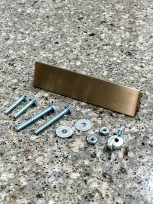 Bronze Kitchen Pulls