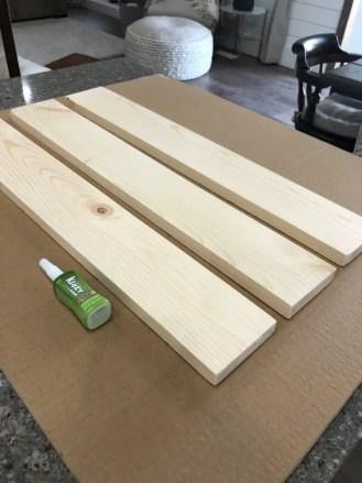Wood Tray Cuts