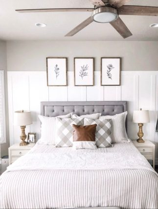 Master Bedroom Farmhouse Style