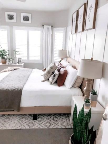 Master Boho Bedroom